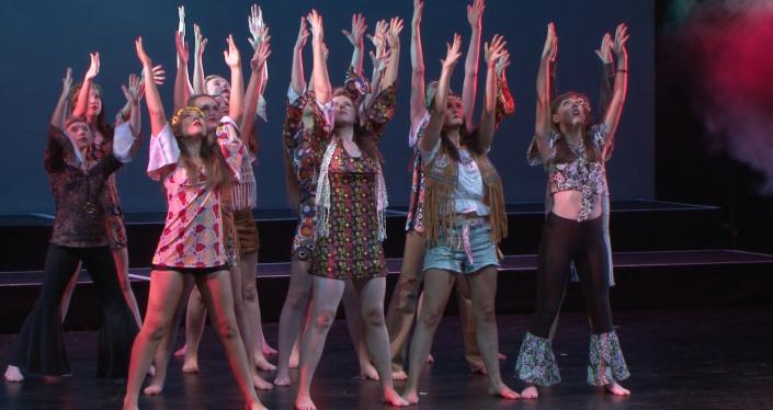 Dance Show Filming - Joanne Banks Dancers