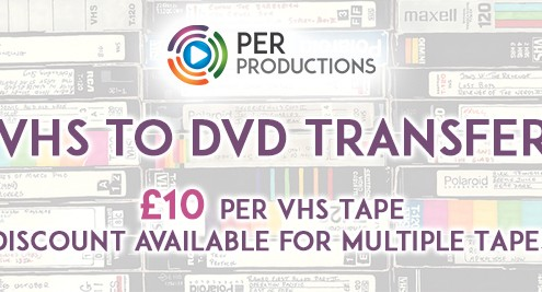 VHS DVD Conversion