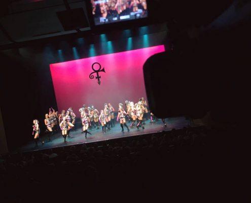 Dance Show Lighting